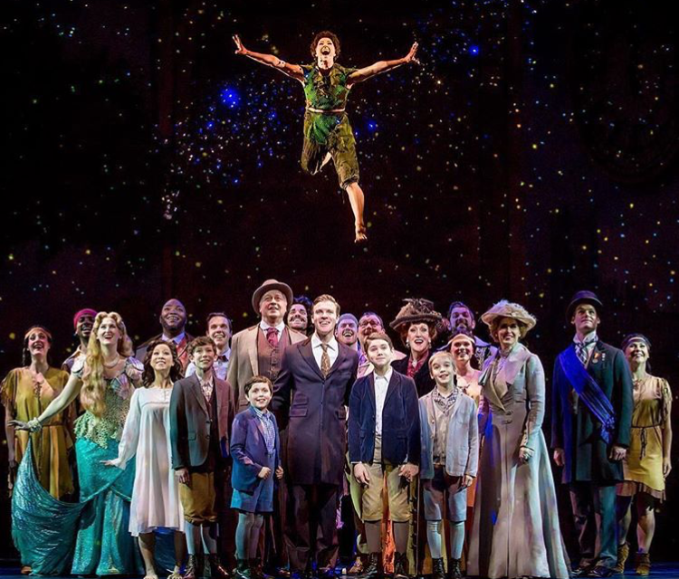 """Finding Neverland"""