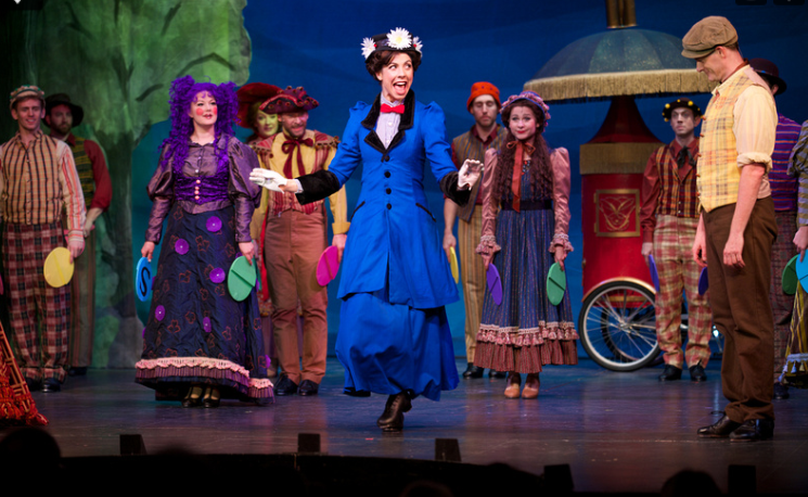 Mary Poppins- Fulton Theatre