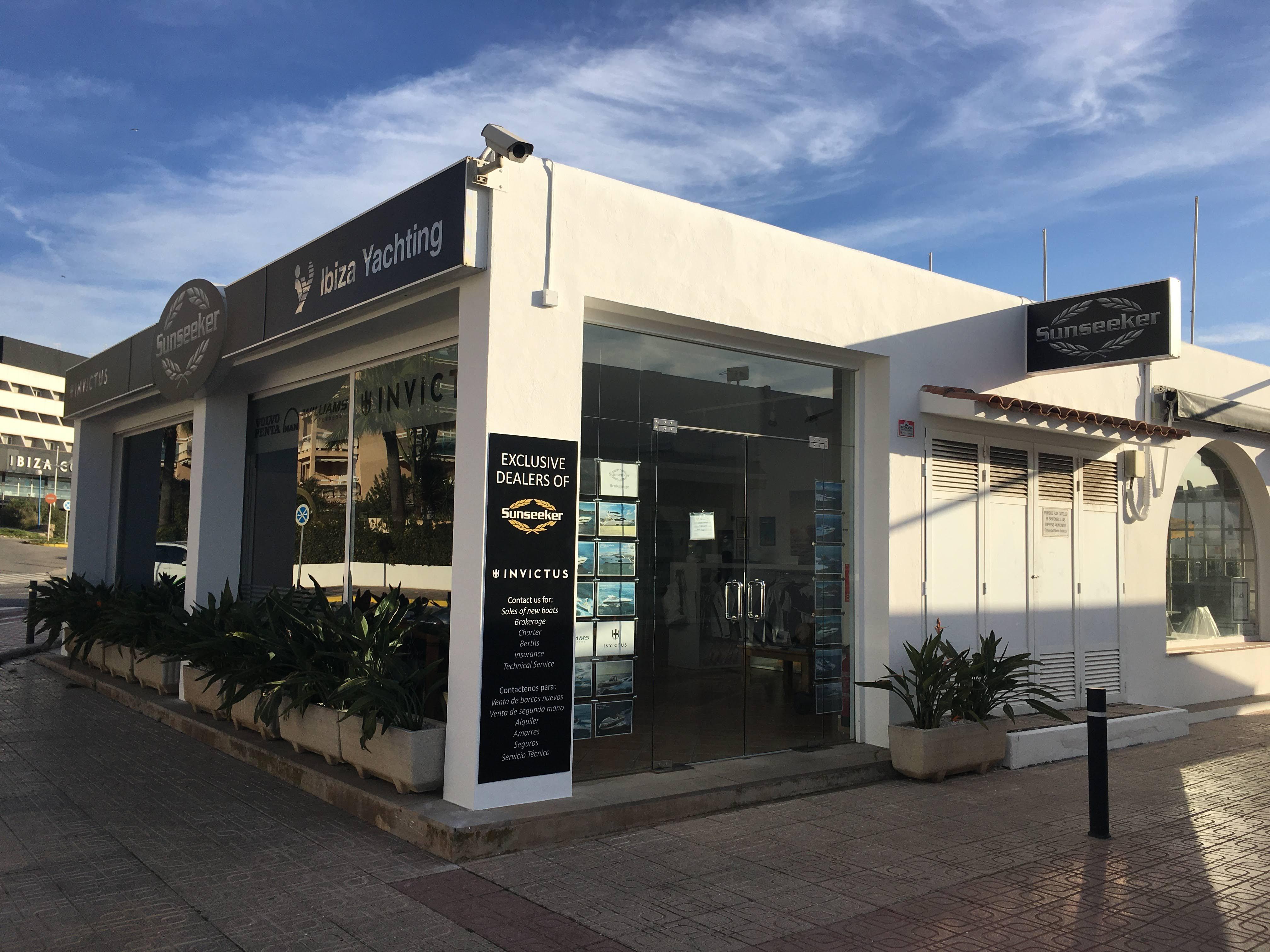 Ibiza Yachting Botafoch Oficina