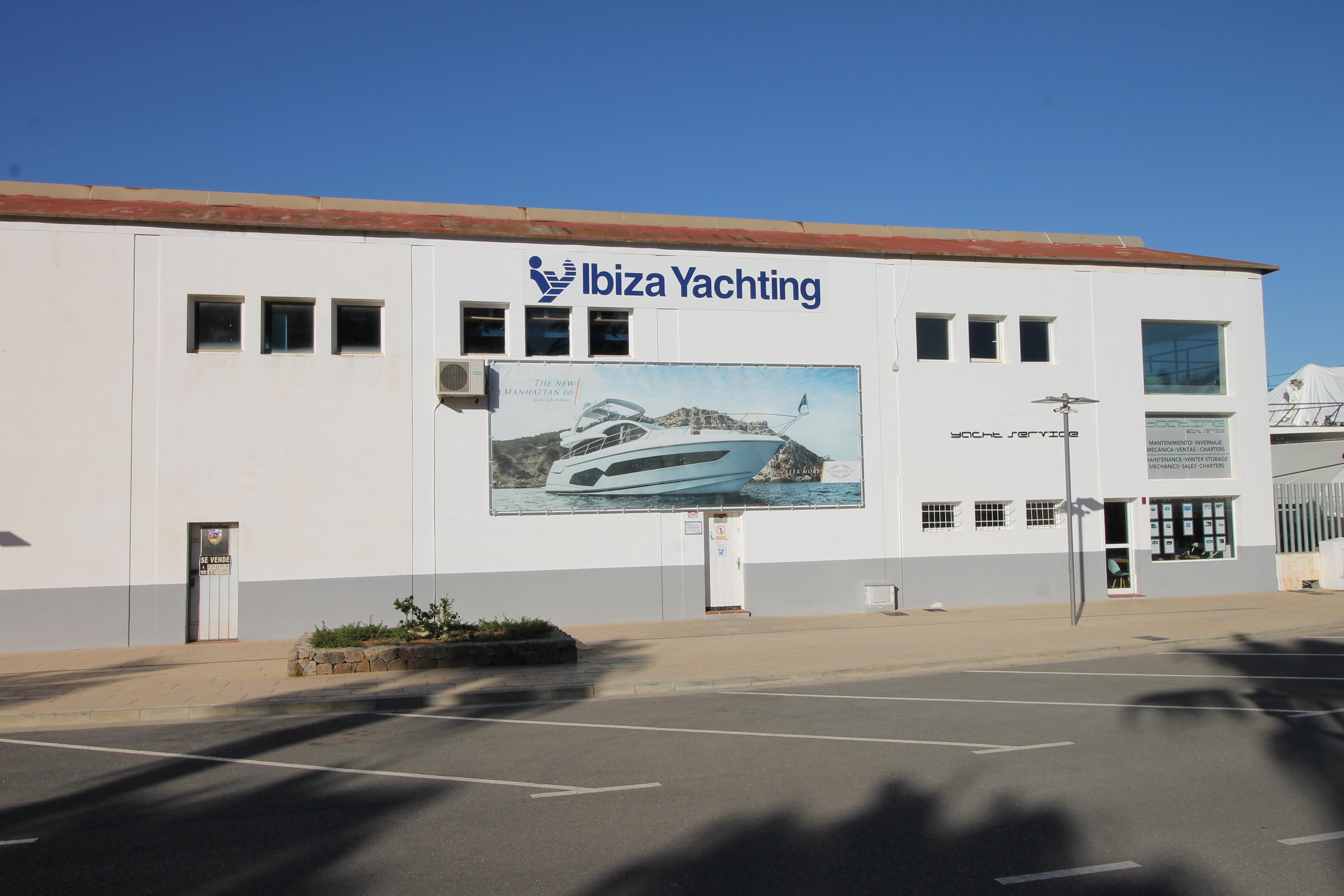 Ibiza Yachting Taller