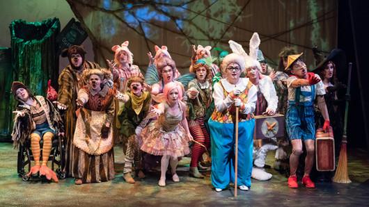 Shrek the Musical - Gingy/Sugarplum Fairy