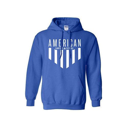 ACR Blue Stripe Hoodie