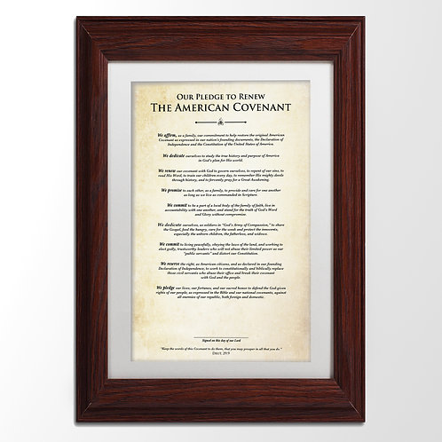 Marriage & Family Covenant Set