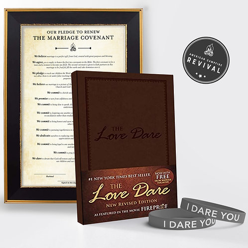 I DARE YOU (Love Dare) BUNDLE