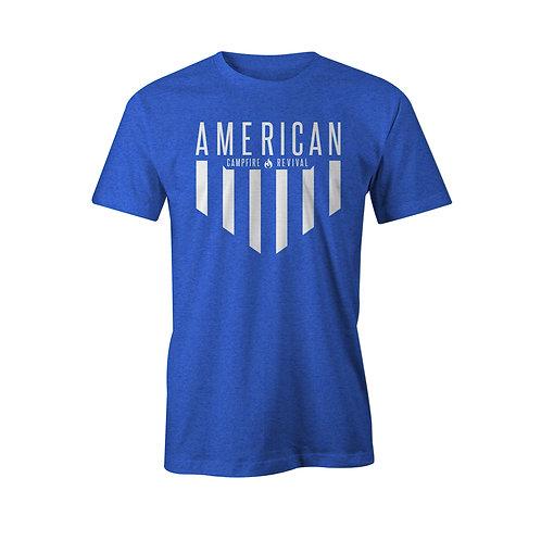ACR Stripe Tee (blue)