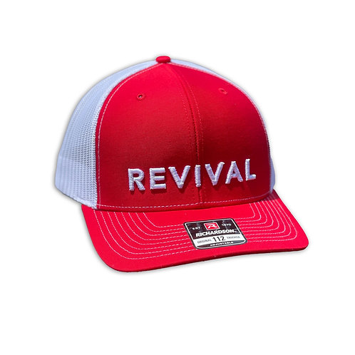 Revival Hat (red)