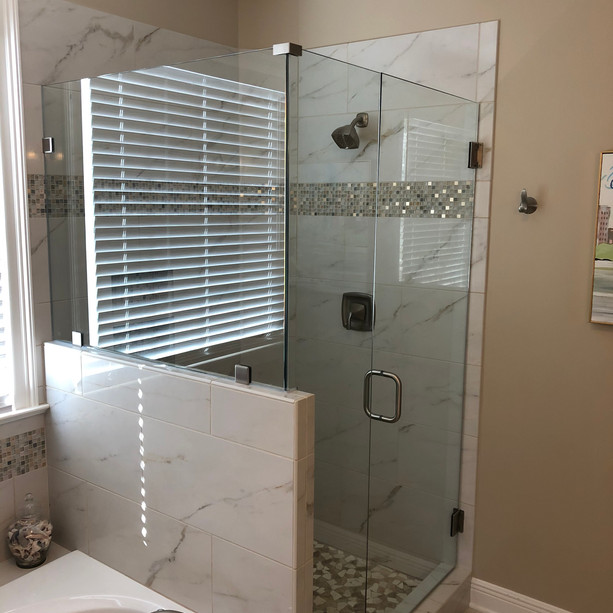 Frameless Shower GA