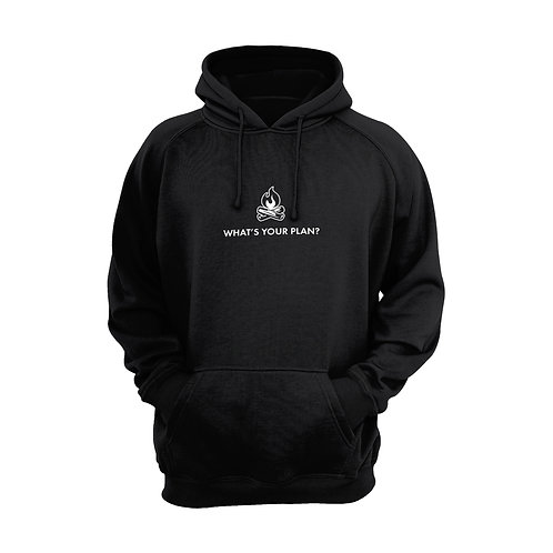 What's Your Plan? Hoodie
