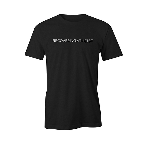 Recovering Atheist Tee
