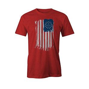 1776 flag - red tee.jpg