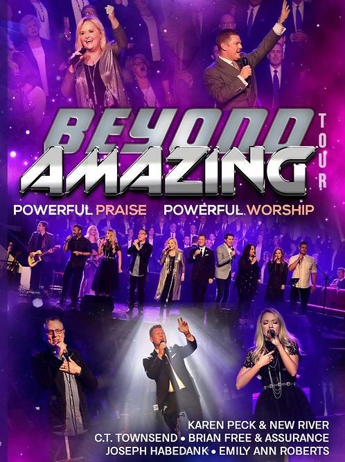 Beyond Amazing DVD