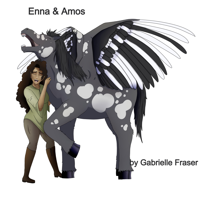 Enna & Amos