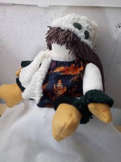 Socks N' Rice - Doll