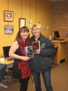 Norfolk County Library Book Tour