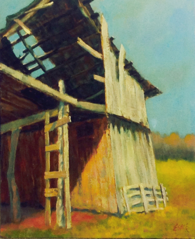 Old Texas Barn II