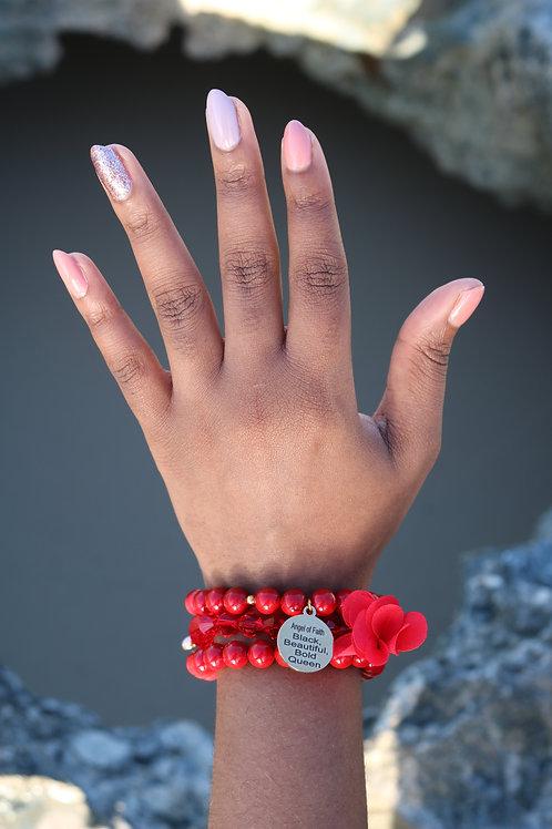 Hearts of Fire Bracelet (Special)