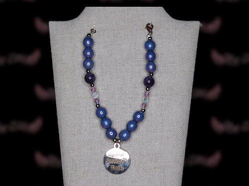 Opaque Light Blue Bracelet