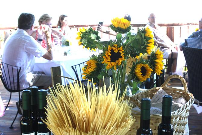 September Lunches Al Fresco
