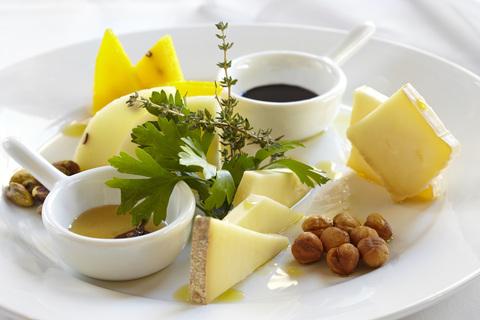 Cheese plate_Gourmet Italia