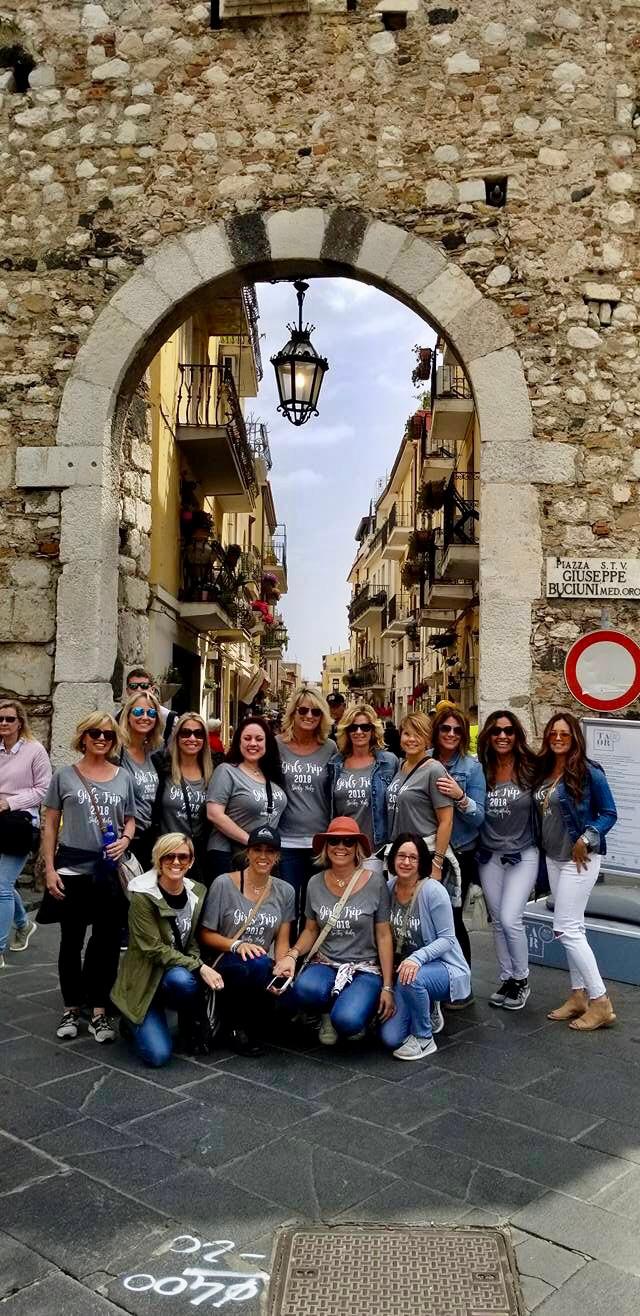 Poggio Leano Sicily Suites Girls Trip 2018