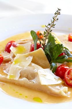 Plate of Ravioli_Gourmet Italia