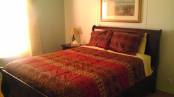 Queen Bedroom #1