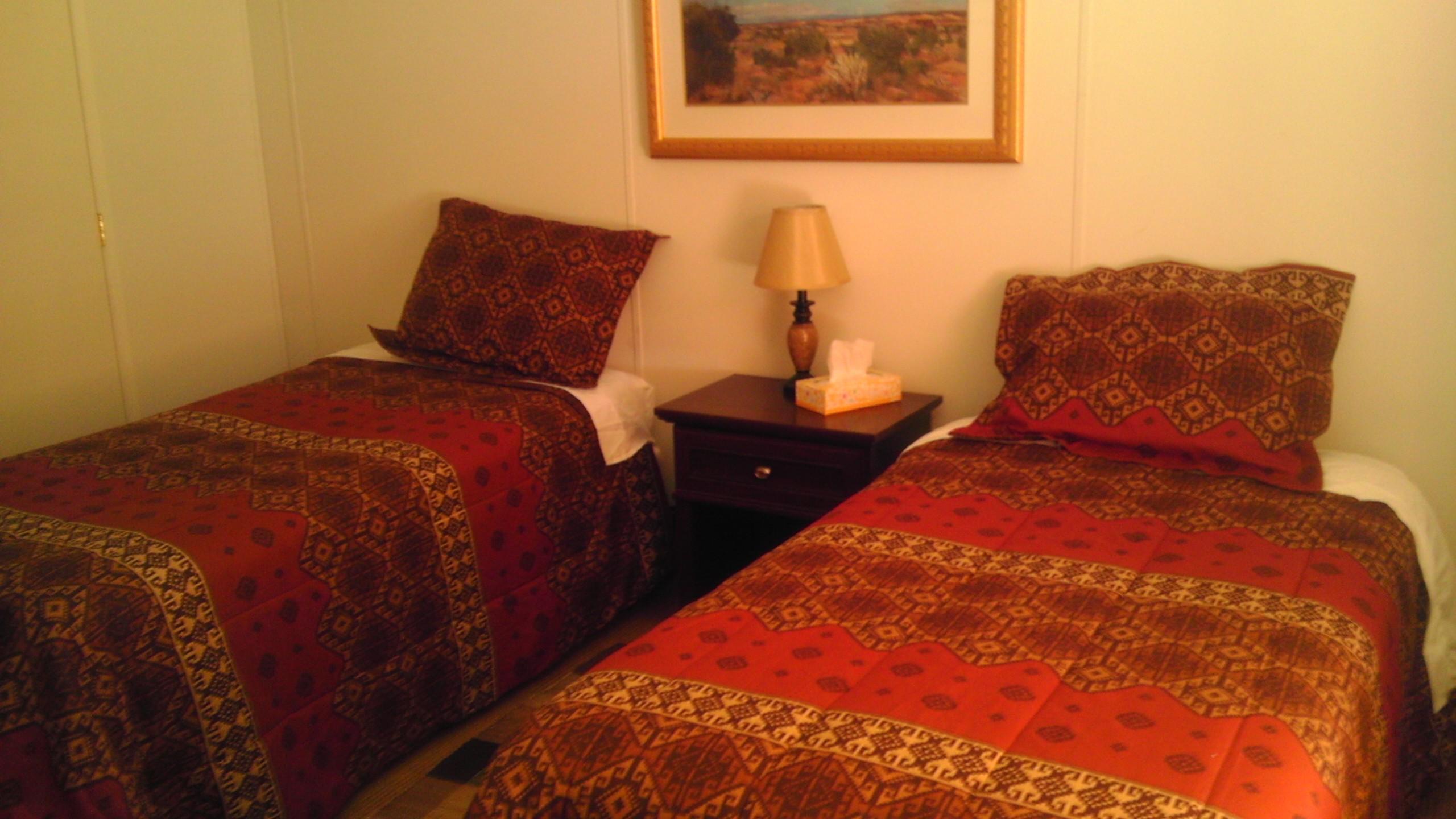 Casa De Gracia Twin Bedroom