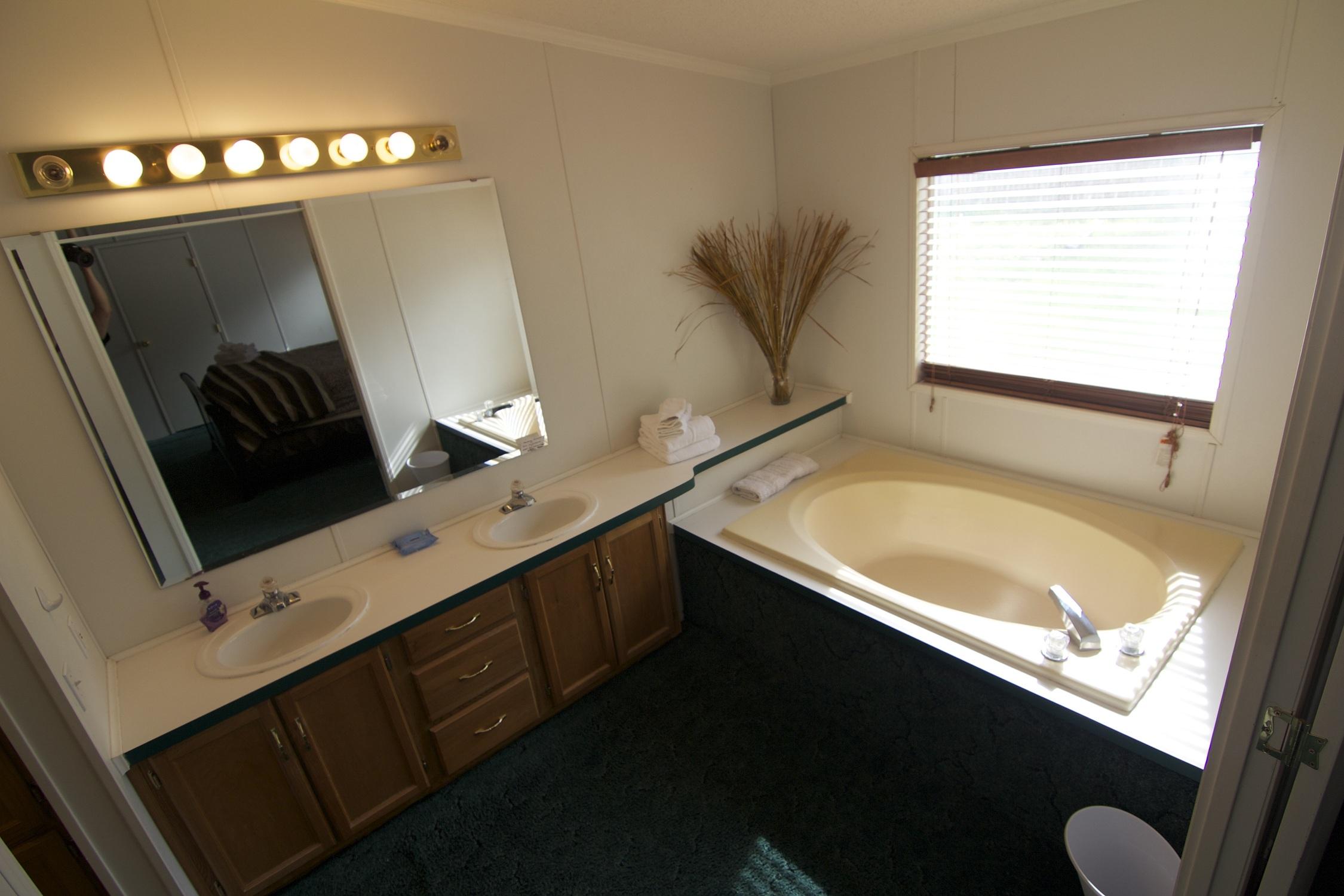 North 40 Bathroom
