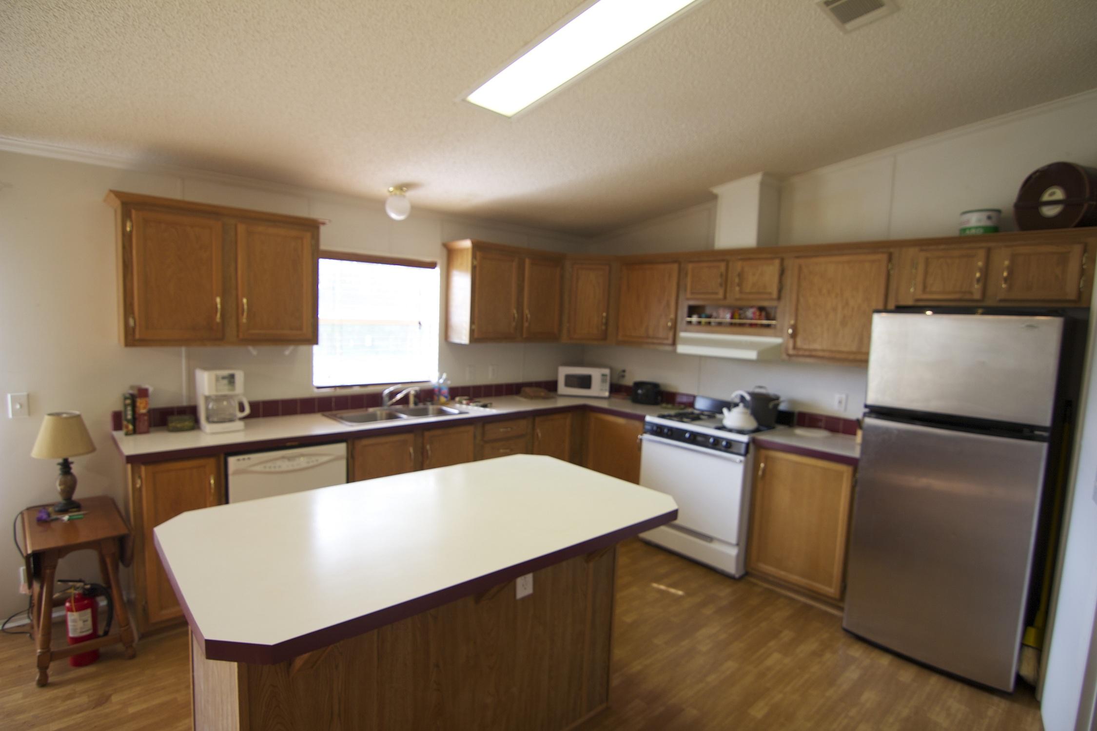 Casa De Gracia Full kitchen