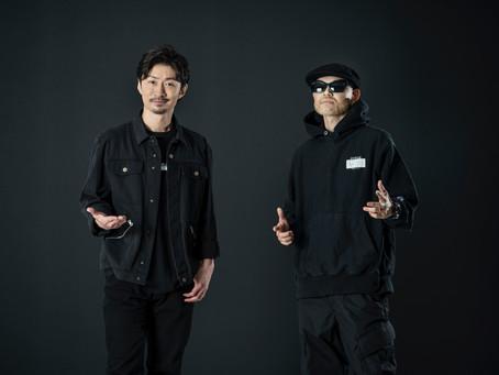 EXILE MAKIDAI / DJ DARUMA「D.LEAGUE Monthly Magazine 」 MCに決定!!