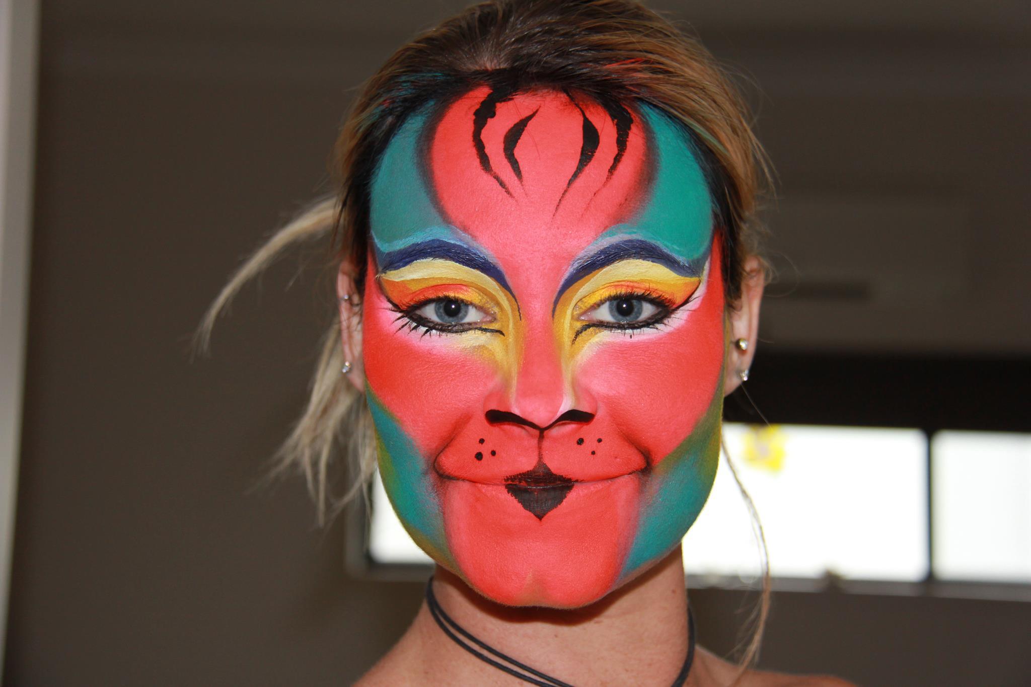 Cirque De Soleil Feline