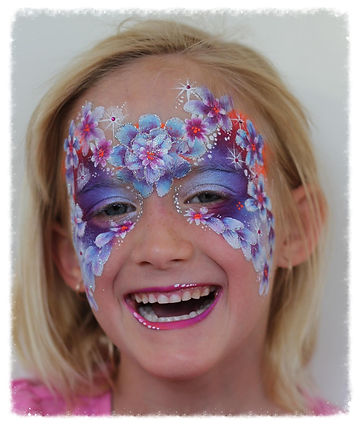 Childrens parties, Face Painter, Face Painting, Kids Party