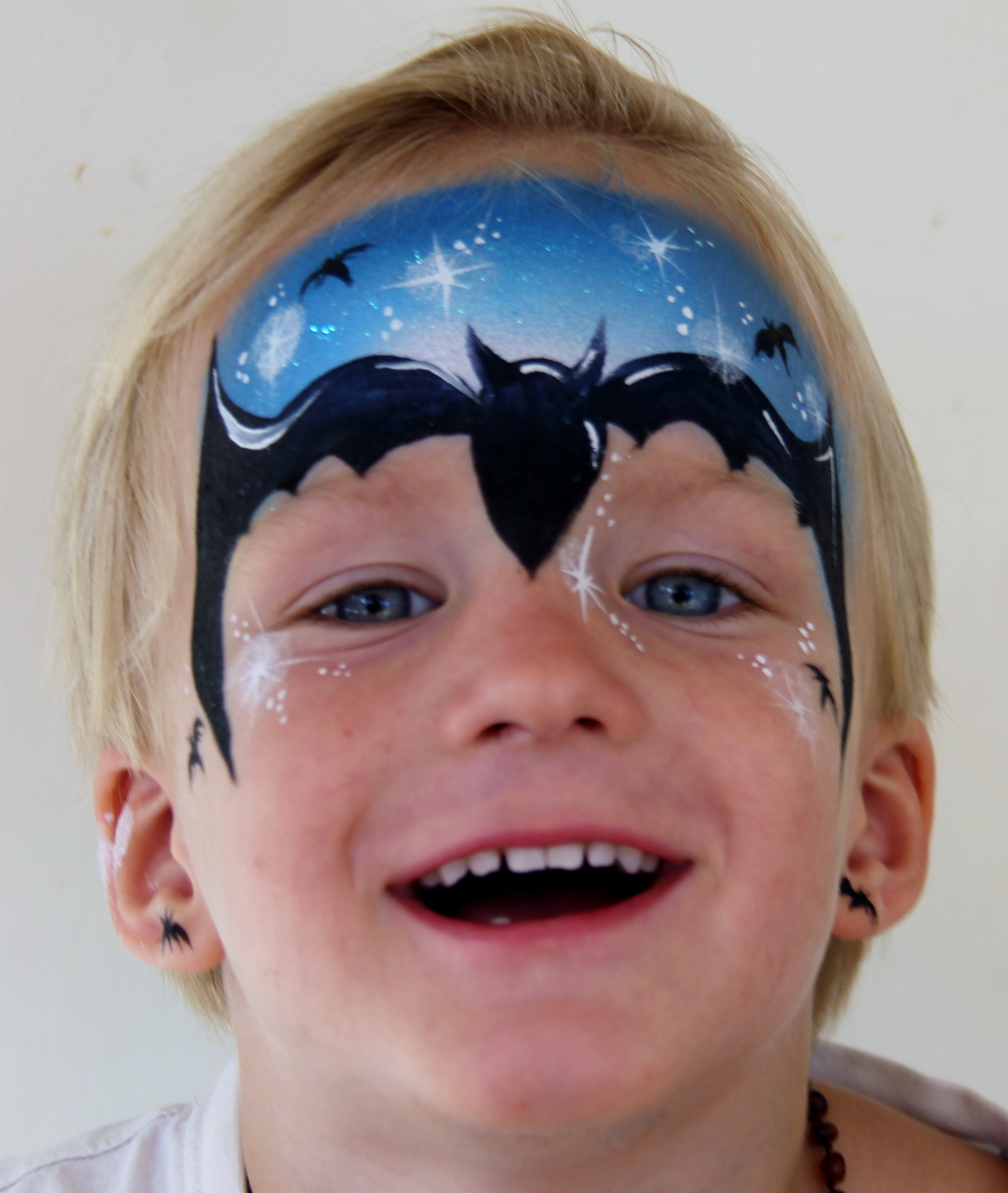 Bat Boy Superhero