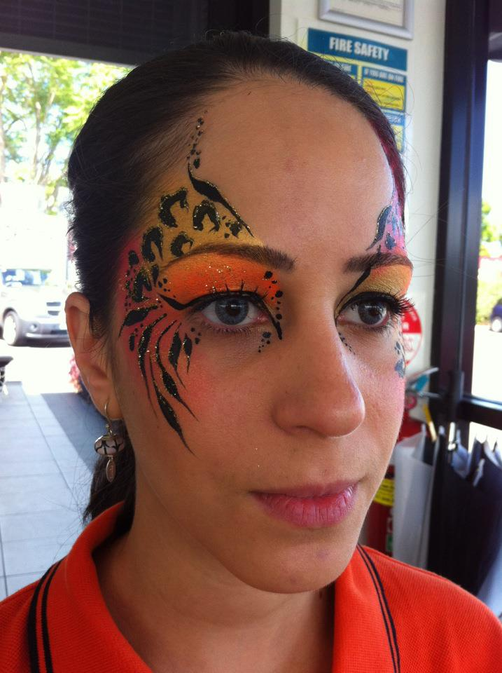 Face Painting for Promotional Sales