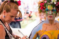 Melliimoo, Melanie Hughes, Brisbane Body Art, Body Artist, Body Art, Body Painting, Embellish Face and Body Art, Queensland Body Artist, Australian Body Art Festival, 2014