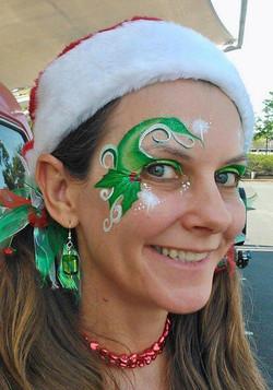 Festive ( Christmas ) Face Painting