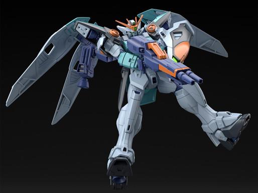 PBandai HGGB 1/144 Wing Gundam Sky Zero - Release Info