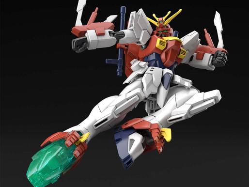 HGGB 1/144 Blazing Gundam - Release Info