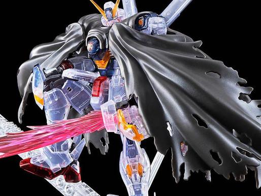 RG 1/144 Crossbone Gundam X1 [CLEAR COLOR] - Release Info