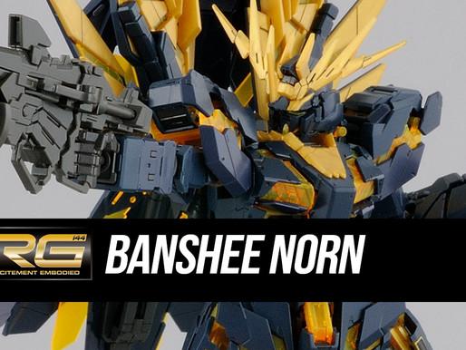 RG Banshee Norn - Release Info