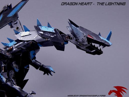 Dragon Heart - The Lightning (Custom Build)