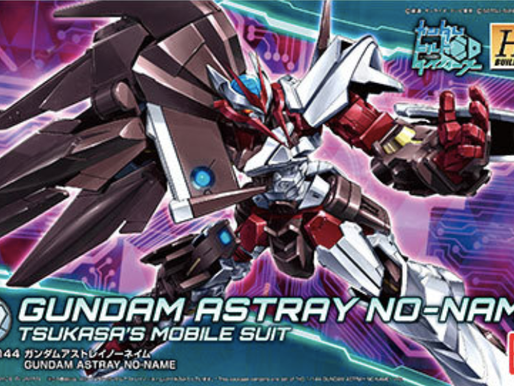 HGBD 1/144 Astray No Name - Release Info + Box Art