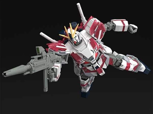 HGUC 1/144 Narrative C Packs - Release Info