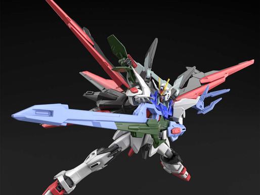 HGGB 1/144 Gundam Perfect Strike Freedom - Release Info