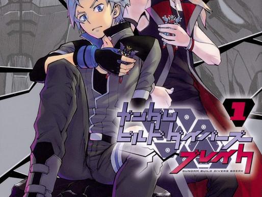 Gundam Build Divers Break Vol 1. - Release info