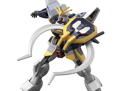 HGAC 1/144 Sandrock Gundam - Sample Images By Dengeki Hobby & Release Info