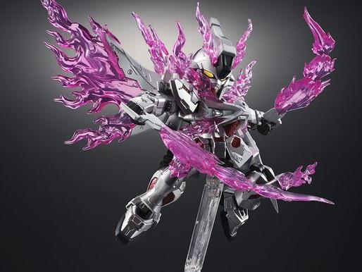 NxEdge Crossbone Gundam Ghost - Release Info