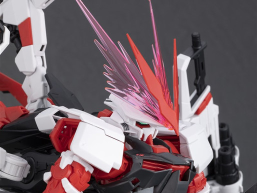 PBandai MG 1/100 Astray Red Dragon - Release Info & Sample Images By Dengeki Hobby