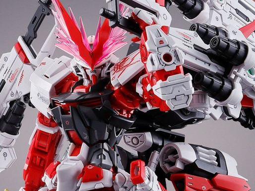 PBandai MG 1/100 Astray Red Dragon - Release Info