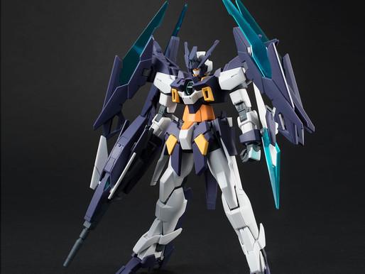 HGBD 1/144 Gundam Age II Magnum - Release Info